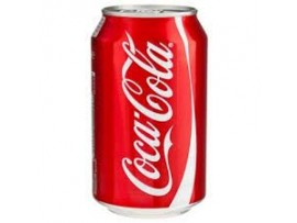 COCA COLA 330ML CAN