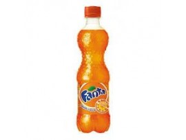 FANTA 600ML PET BOTTLE