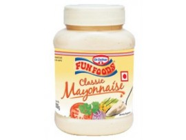 FUN FOODS MAYONNAISE 275GM BOTTLE