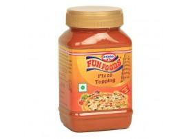 FUN FOODS PIZZA TOPPING 325 GM BTL