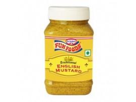 FUN FOODS TRADITONAL ENGLSH MUSTARD 300GM