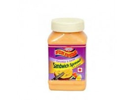 FUN FOODS CUCUM CARROT SANDWICH SPREAD 275GM