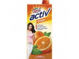 REAL ACTIVE ORANGE 1L