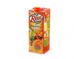 REAL FRUITPOWER MIXED FRUIT 1L