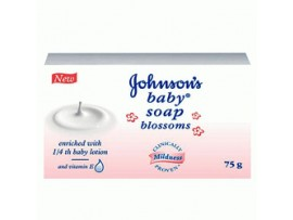 JOHNSON'S BABY BLOSOM SOAP 75GM