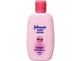JOHNSON'S BABY LOTION 100ML