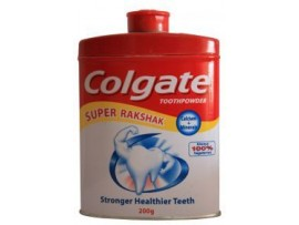 COLGATE SUPER RAKSHAK TOOTH POWDER 200GM