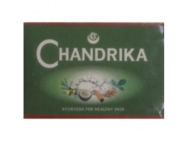 CHANDRIKA GREEN SOAP REGULAR 70GM