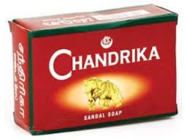 CHANDRIKA GREEN SOAP SANDAL 75GM