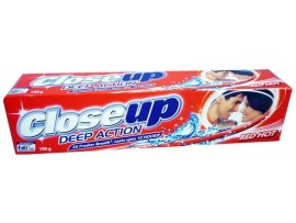CLOSE UP DEEP ACTION RED HOT TOOTH PASTE 150GM