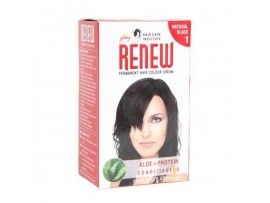 GODREJ RENEW HAIR COLOUR NATURAL BLACK 50ML