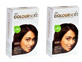 GARNIER COLOUR SOFTHAIR COLOR NATURAL BROWN 40ML