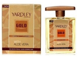 YARDLEY AFTER SHAVE LOTION GOLD ORIGINAL 100ML