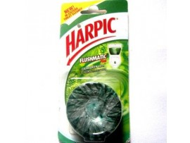 HARPIC FLUSHMATIC PINE 100GM