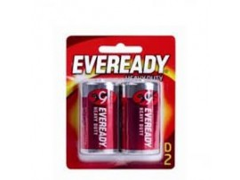 EVEREADY BATTARIES HD 1050 (D TYPE)