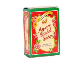 MYSORE SANDAL SOAP 125GM