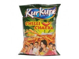 KURKURE RED CHILLI CHATKA 105.5GM
