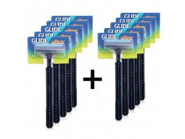 GLIDE ULTRA 5 TWIN BLADE DISPOSABLE RAZOR