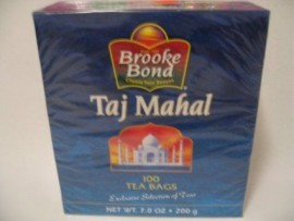 TAJ MAHAL TEA BAGS TEA 100S