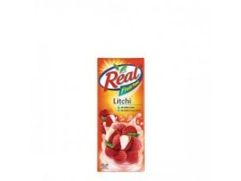 REAL LITCHI NECTAR 200ML
