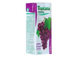 TROPICANA GRAPE 200ML