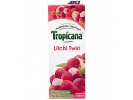 TROPICANA LYCHEE  DELIGHT 200ML