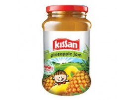 KISSAN PINEAPPLE JAM JAR 500GM