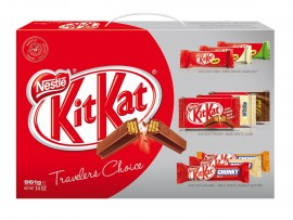 NESTLE KITKAT 4 FNGR 90GM FAMILY PACK