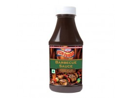 FUN FOODS CHOCOLATE SYRUP 300GM PET JAR