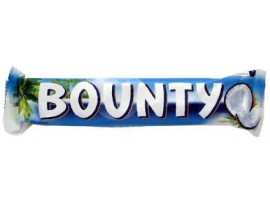 MARS INTERNATIONAL BOUNTY DOUBLE CHOC 57GM