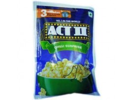 ACT II INSTANT POPCRN CHILI SURPRIS 30GM
