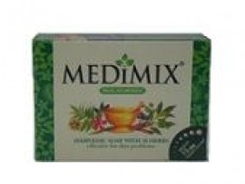 MEDIMIX DRY SKIN SOAP 125GM