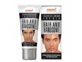EMAMI FAIR & HANDSOME FAIRNESS CREAM 60GM