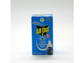 ALL OUT INSECTICIDE REFILL 45 NIGHT