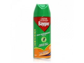 BAYGON INSECTICIDE COCK ROACHES ANTS KILLER 250ML