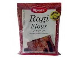 MANNA PLAIN RAGI FLOUR - Organic 500GM