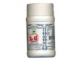 LG COMPOUNDED ASAFOETIDA  (PERUNGAYAM) POWDER 50GM