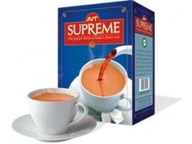 AVT SUPREME DUST TEA 250GM POUCH