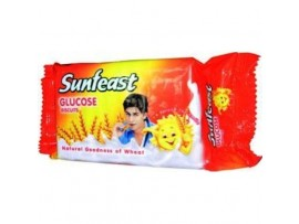 SUNFEAST GLUCOSE BISCUIT 40GM