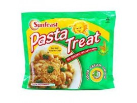 SUNFEAST PASTA TREAT SOUR CREAM ONION 70GM