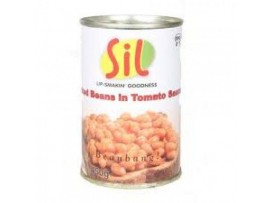SIL BAKED BEANS 450 GM