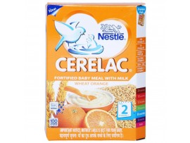 CERELAC STAGE 2 WHEAT ORANGE 300GM