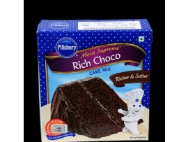 PILLSBURY RICH CHOCO CAKE MIX 250GM