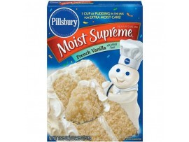PILLSBURY EGGLESS CAKE MIX VANILLA 159GM
