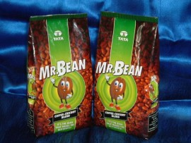 MR. BEAN COFFEE 100GM POUCH