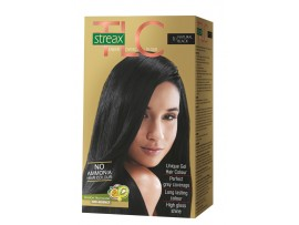 STREAX HAIR COLOUR NATURAL BLACK
