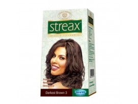 STREAX HAIR COLOUR 3 DARKEST BROWN