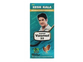 SUPER VASMOL 33 HAIR OIL 100ML KESH KALA