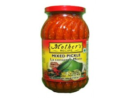 MOTHERS MIXED PICKLE 500GM