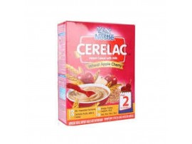 CERELAC APPLE CHERRY 300GM
